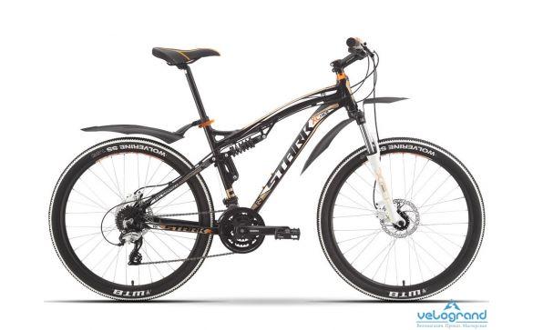 Велосипед двухподвес Stark Stinger HD (2016)
