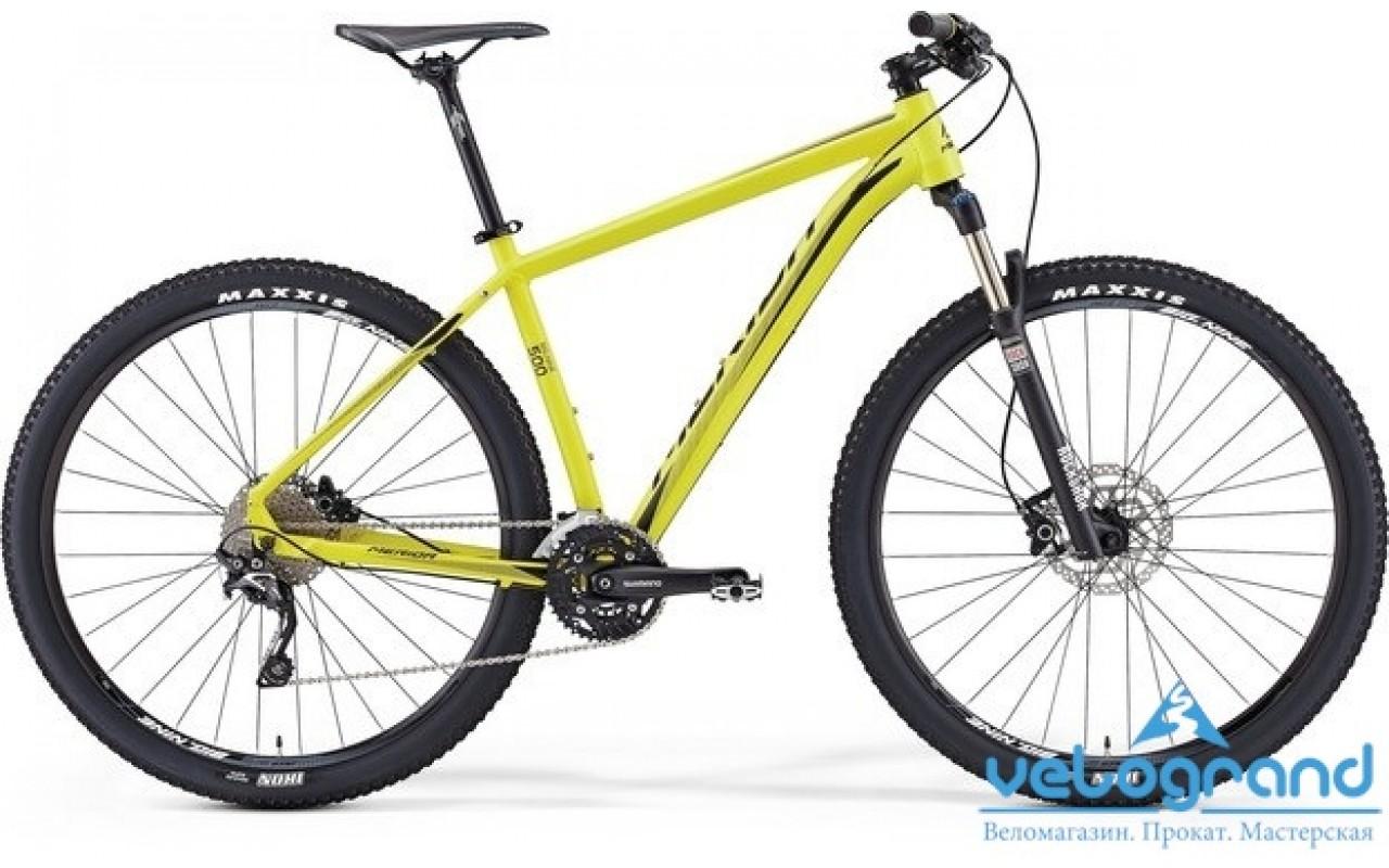 Горный велосипед Merida BIG.NINE 500 (2016)