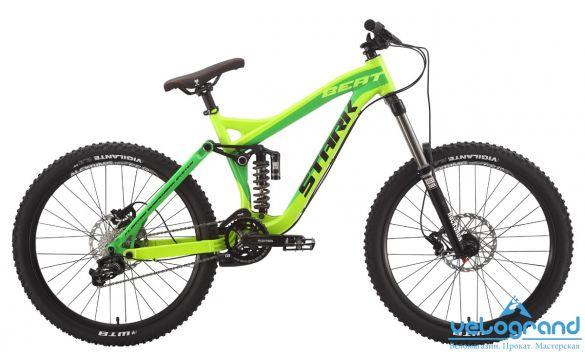 Велосипед двухподвес Stark Beat Pro (2015)