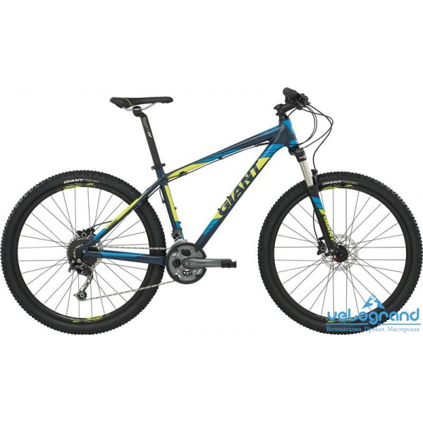 Горный велосипед Giant Talon 27.5 3 LTD (2016) от Velogrand