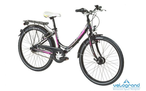 Подростковый велосипед HEAD Marion 7G + HD 24 (2016)