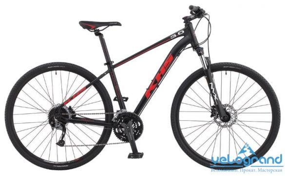 Городской велосипед KHS Ultrasport 3.0 (2015)