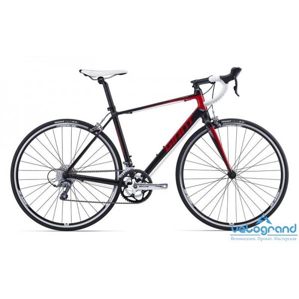 Шоссейный велосипед Giant Defy 5 (2016)