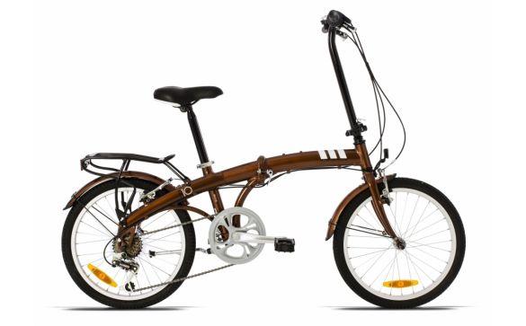 Складной велосипед Orbea Folding A10 (2014)
