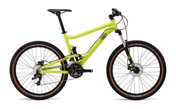 Велосипед двухподвес Commencal El Camino S (2013)