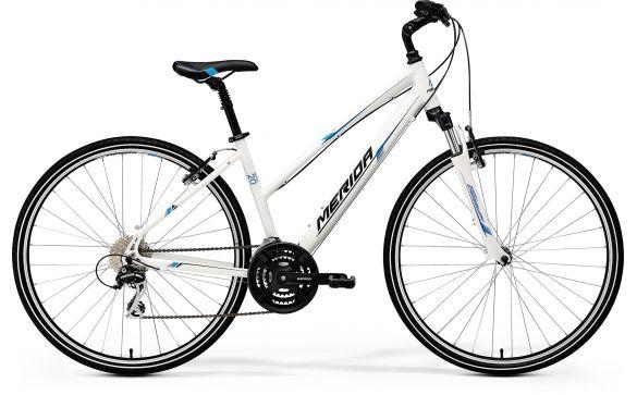 Городской велосипед Merida Crossway 20-V-lady (2017)