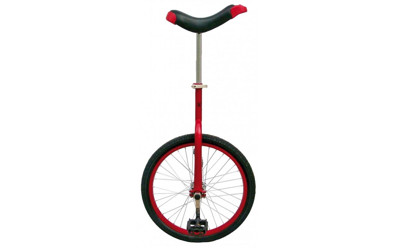 Уницикл 20 одноколесный велосипед красный FUN