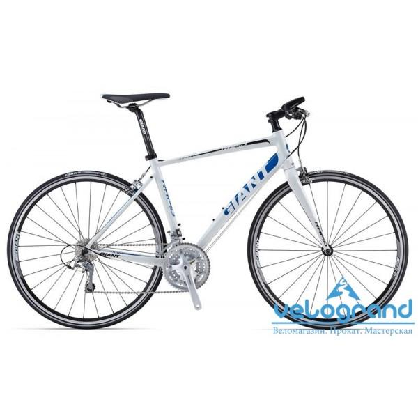 Городской велосипед Giant Rapid 2 triple (2015), Цвет Белый, Размер 20