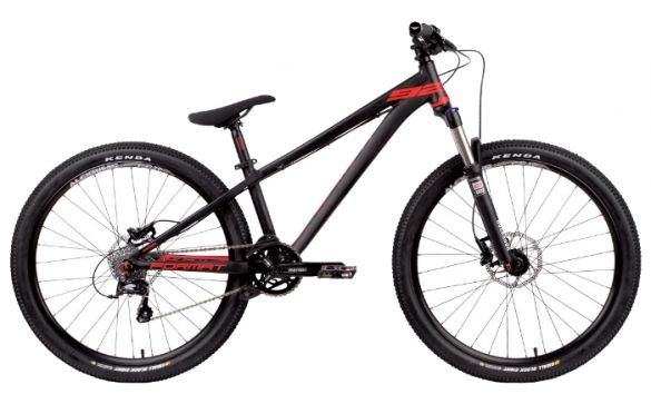 Экстремальный велосипед Format 9212 (2014)