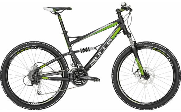 Велосипед двухподвес Bulls Wild Card 1 (2014)