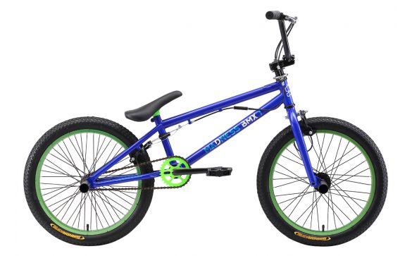 Экстремальный велосипед Stark Madness BMX 1 (2017)