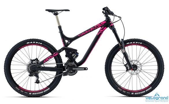 Велосипед двухподвес Commencal META SX Essential (2015)