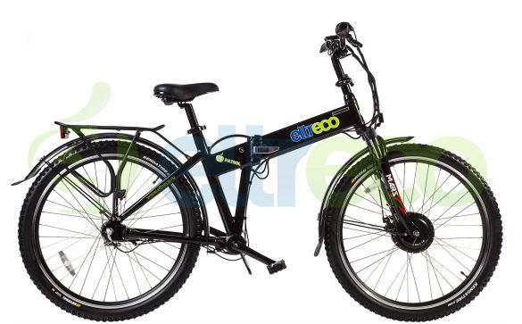 Электровелосипед Eltreco Patrol Кардан 28 (2015)