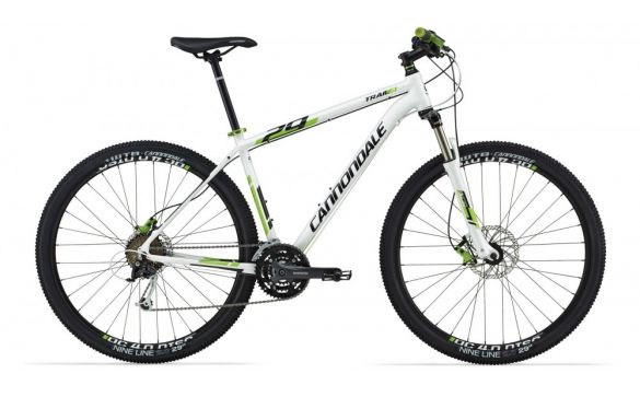 Горный велосипед Cannondale Trail 29 4 (2014)