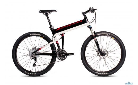 Складной велосипед Montague Paratrooper Elite (2016)