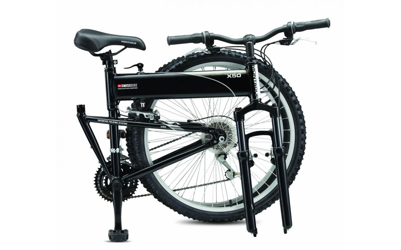Складной велосипед Montague X50 (2014)