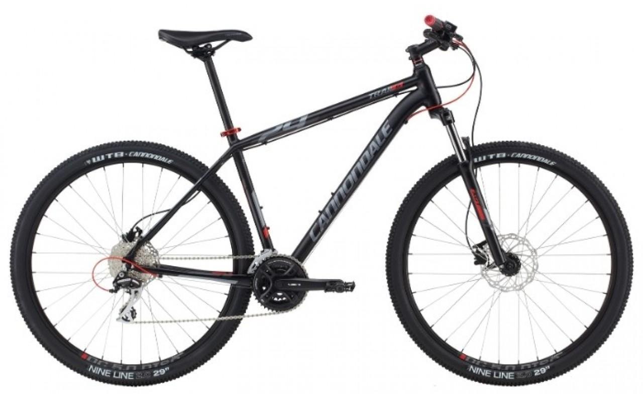 Горный велосипед Cannondale TRAIL 29ER 6 (2014)