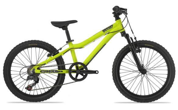 Детский велосипед Commencal Ramones 20 2 (2014)