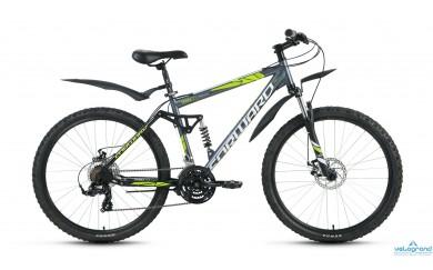 Велосипед двухподвес Forward Terra 2.0 disc (2016)