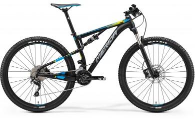 Велосипед двухподвес Merida Ninety-Six 7. 600 (2017)