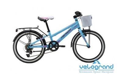 Детский велосипед Merida Bella J20 6SPD (2016)