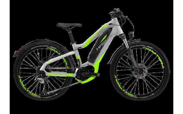 Электровелосипед Haibike Sduro HardFour Street 4.5 (2017)