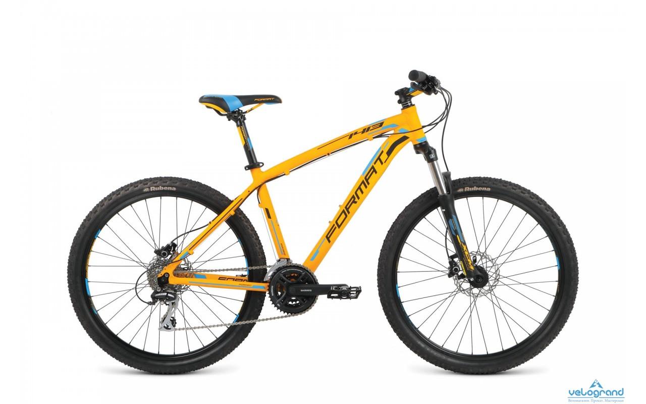 Горный велосипед Format 1413 26 (2016)