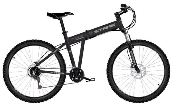 Складной велосипед Stark Cobra 26.3 HD (2017)
