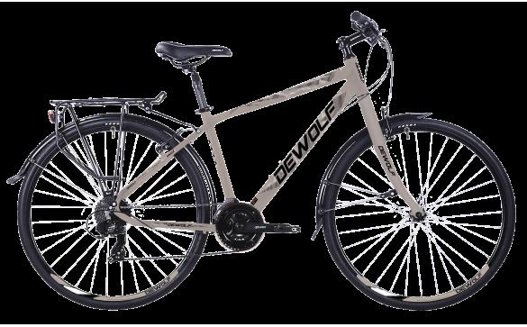 Городской велосипед Dewolf Asphalt 4 (2017)