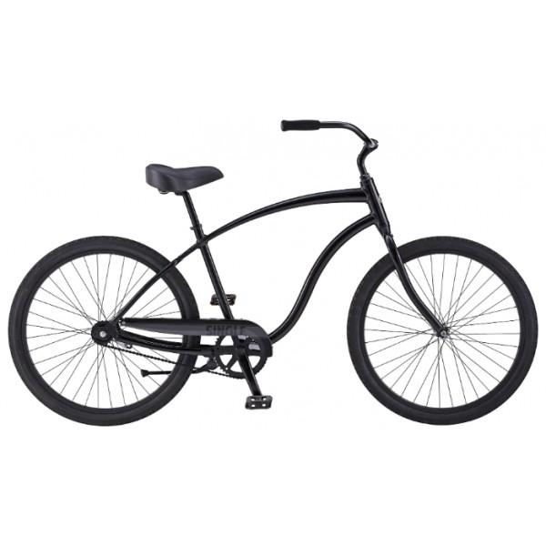 Велосипед круизер Giant Simple Single (2014), Цвет Черный