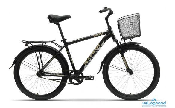 Комфортный велосипед Stark Indy Single (2016)