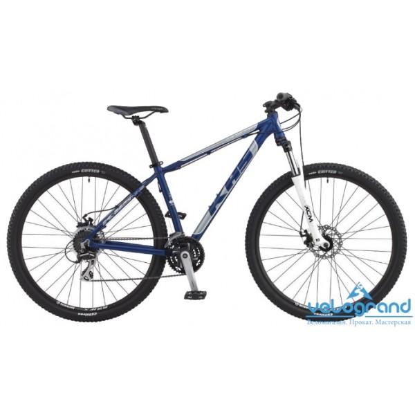 Горный велосипед KHS Winslow (2015), Цвет Серый, Размер 17
