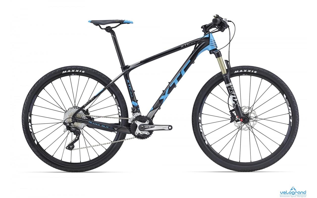 Горный велосипед Giant XTC SLR 27.5 2 (2016)