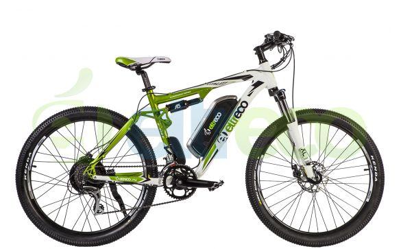 Электровелосипед Eltreco Vitality 600