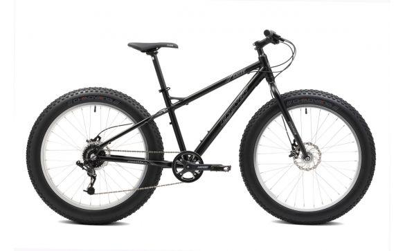 Велосипед фэт-байк Cronus FATTY 26 (2016)