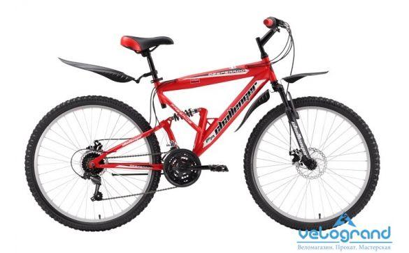 Велосипед двухподвес Challenger Desperado Lux (2016)