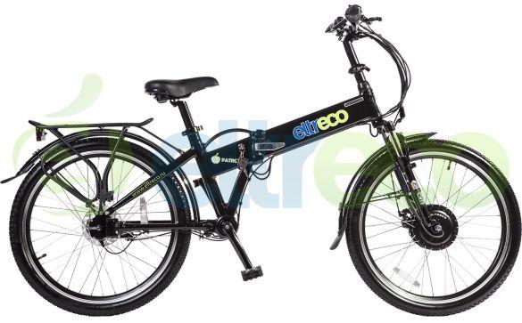 Электровелосипед Eltreco Patrol Кардан 24 Nexus 7 (2015)
