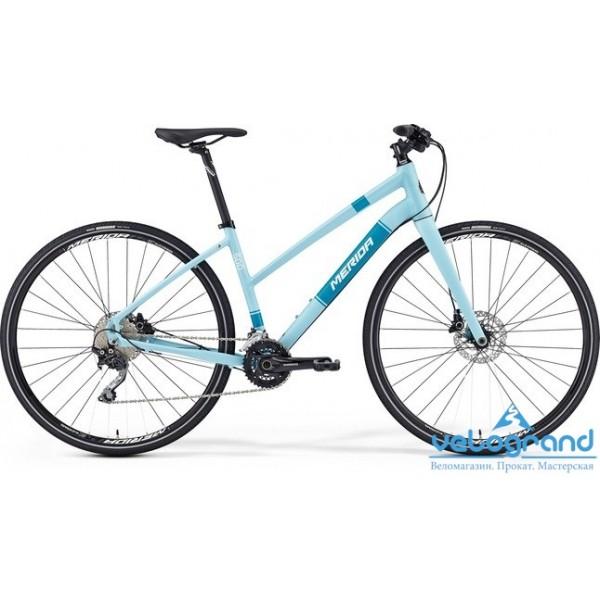 Женский велосипед Merida CROSSWAY URBAN 500 LADY (2016) от Velogrand