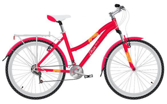 Женский велосипед Stark Ibiza 26.2 V (2017)
