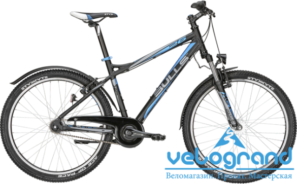 Велосипед Bulls Sharptail Street 7G (2015)