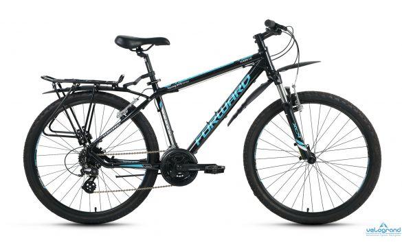 Комфортный велосипед Forward Yukon 1.0 (2016)