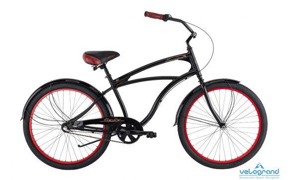 Комфортный велосипед Haro Shoreliner (2015)