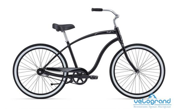 Велосипед круизер Giant Simple Single (2016)
