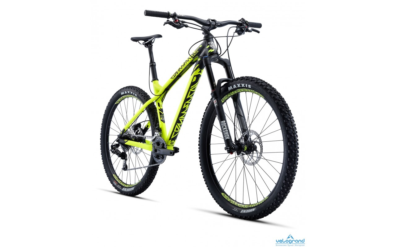 Горный велосипед Commencal META HT AM Race Plus (2015)