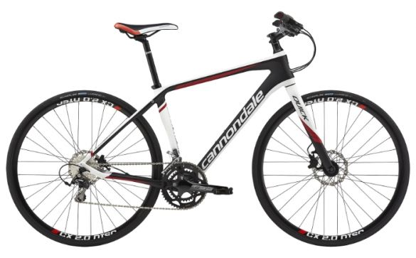 Городской велосипед Cannondale Quick Carbon 1 (2015)