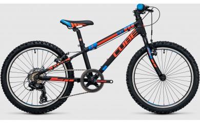 Детский велосипед CUBE KID 200 (2017)
