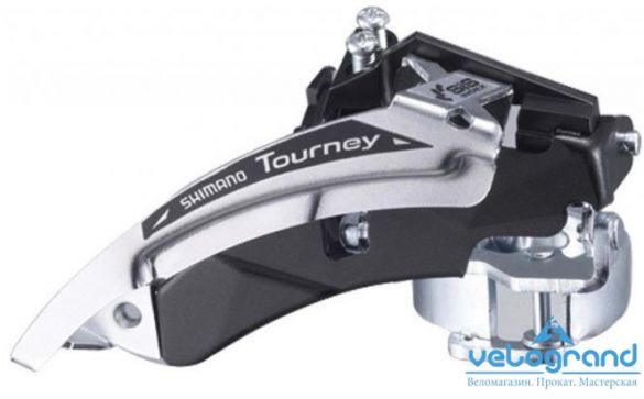 Переключатель передний Shimano Tourney FD-TX50-6