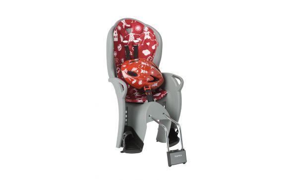 заднее детское кресло для велосипеда Hamax Kiss Safety Package (2017)