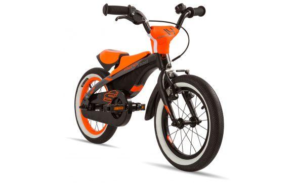 Детский велосипед Scool Rennrad 14 elite (2017)