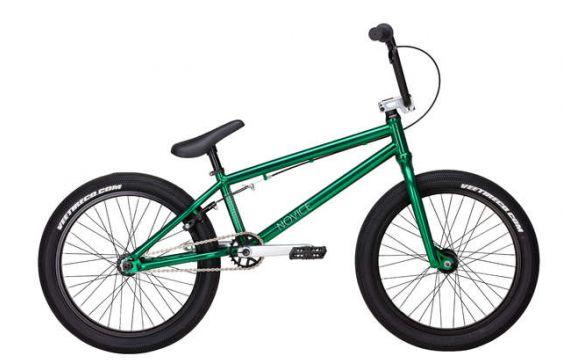 Трюковый велосипед Bulls Novice (2017)